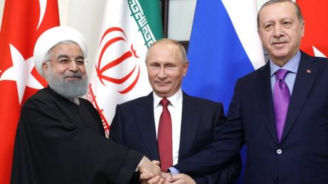 Как Путин обнулил США по сир…