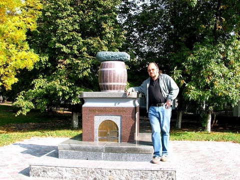 Олег Гарбер