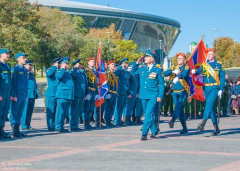 В Донецке торжественно отмет…