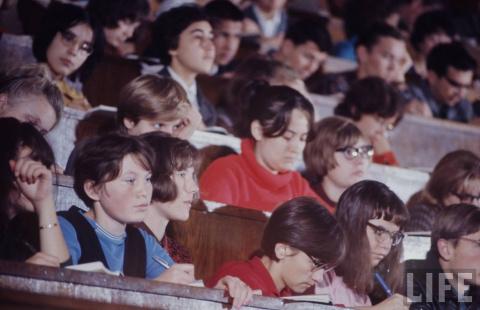 Простите нас, студенты 1967 года…