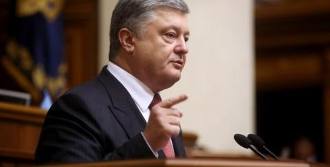 Порошенко заявил об «интересных переговорах» с США