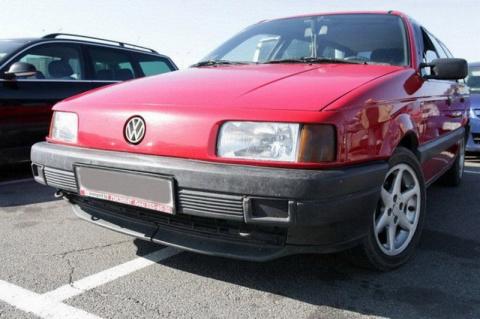 Volkswagen Passat - 19 лет в одних руках