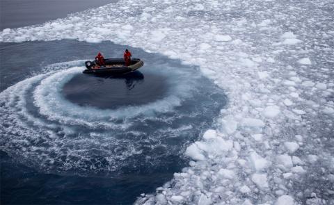 Северный полюс движется: чем…