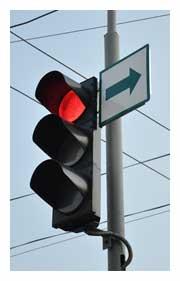 Поворот на красный направо хотят разрешить