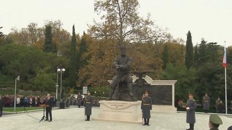Telegraph: открывая памятники царям, Путин пытается поймать отблеск их славы