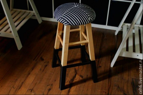 Мягкое сиденье для деревянного стула