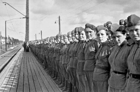 Знаменитые советские женщины…