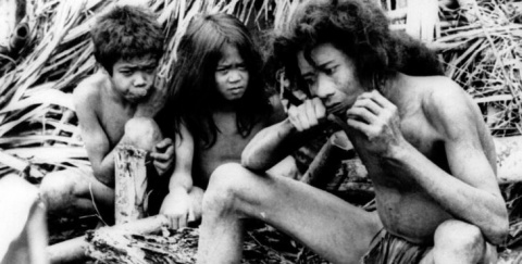 Одна из крупных афер XX века связанная с первобытным племенем Тасадаи