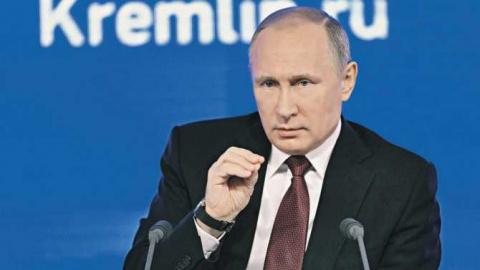 Путин: Экономика России нахо…
