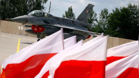 Польша вводит запрет на полёты в сентябре: НАТО готовит России очередной Боинг?
