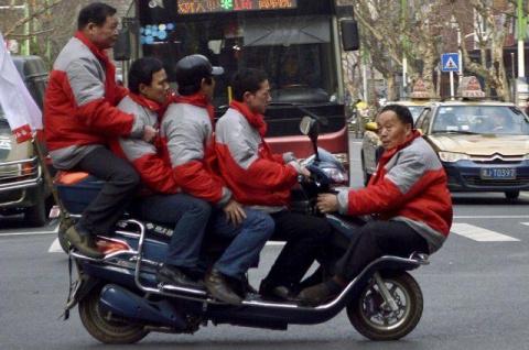 Китайцев хотят пересадить со…