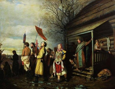 12 картин российских художни…