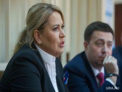 Васильева стала секретарем Сердюкова