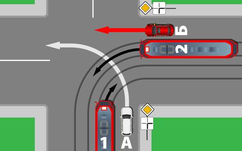 Автомобили против трамваев -…