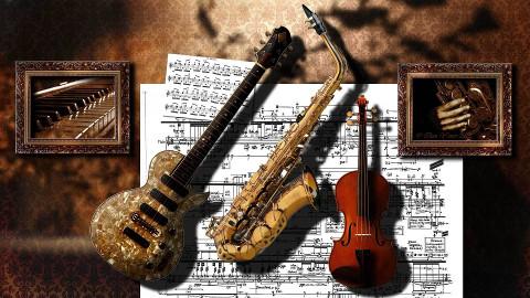 Лучшие джазовые обработки произведений классической музыки (Ч. 1-я)