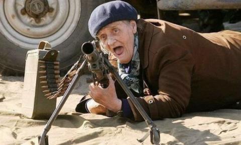 Донецк – сказание о бабушках…