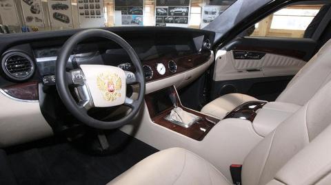 ФСО не позднее марта получит 16 автомашин проекта «Кортеж»
