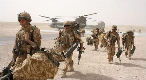 Афганистан превращается в ба…