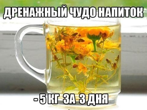 Чудо-напитки помогут Вам в б…