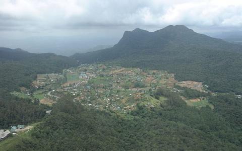 Шри-Ланка: Чай с видом на океан