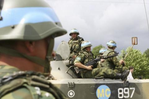 Гаспарян: Что на самом деле означает подготовка к вводу миротворцев ООН на Донбасс