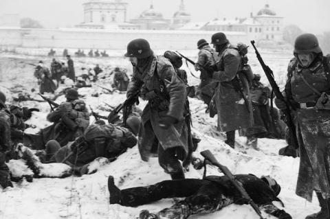 Что вспоминали немцы о битве за Москву