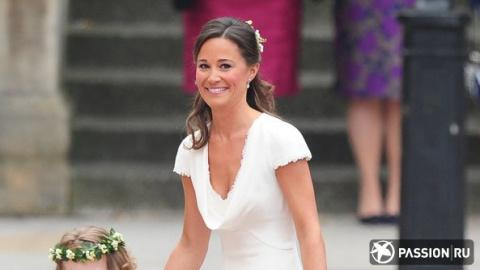5 свадебных платьев Пиппы Миддлтон: в чем сестра герцогини Кембриджской выйдет замуж