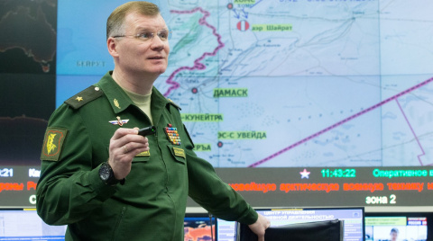 ВКС России предупредили Америку