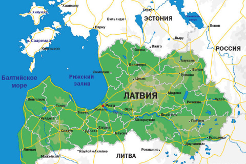 Налоговая реформа сулит Латвии банкротство и нищету