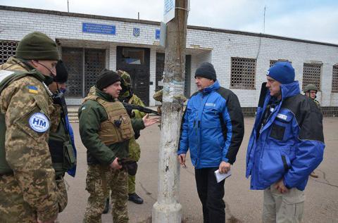 Украина намерена отозвать своих офицеров из СЦКК