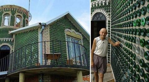 Дача украинского умельца, по…