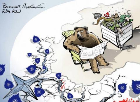 Опасно ли расширение НАТО для России?