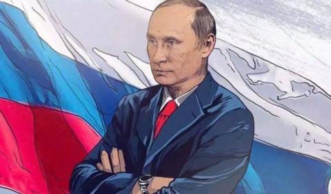 «Несменяемый» Путин – русско…