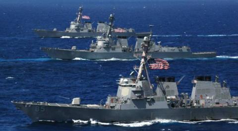 В сети появилось видео, как российская «глушилка» унизила американский флот