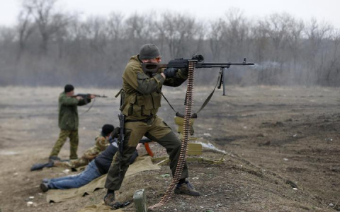 Боевик «АТО»: пули украински…