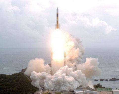 Баллистическая ракета, выпущ…