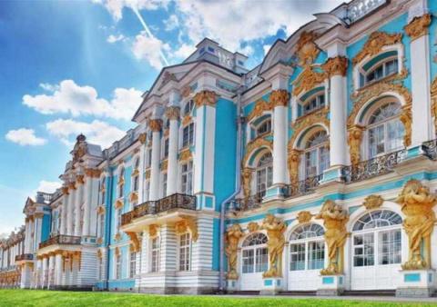 Мистика поисков Янтарной комнаты (9 фото)