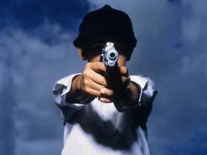 ШОК: шестилетний ребенок расстрелял своих друзей в детском саду!
