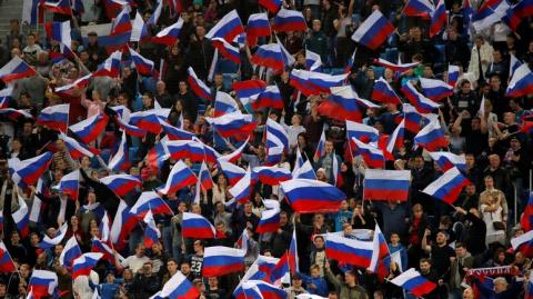 Русские идут на Пхёнчхан без…