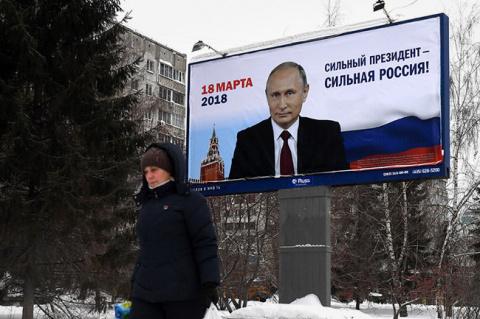 После выборов Путина будет в…