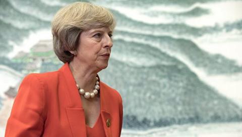 Мэй подтвердила о возобновлении Британией обмена разведданными с США