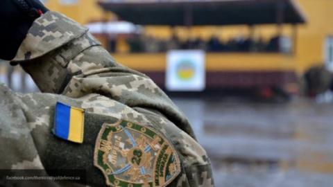 Боевик ВСУ прострелил сослуживцу ногу под оккупированным Мариуполем