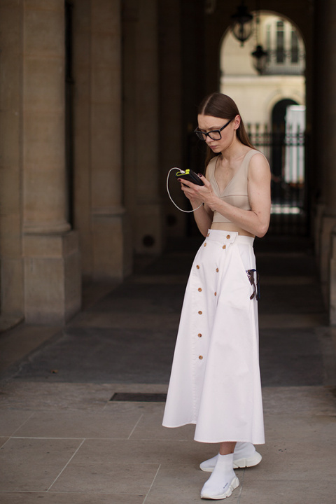 On the Street…After Louis Vu…