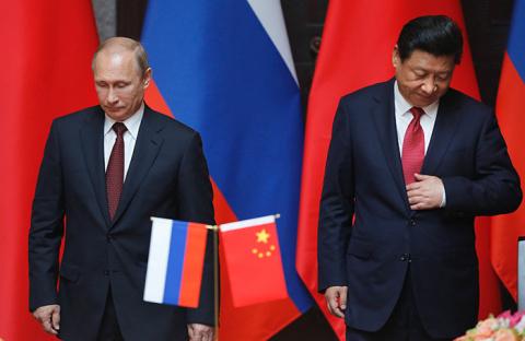 Почему Россия не Китай? Кита…