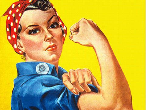 Женщины зарабатывают в Росси…