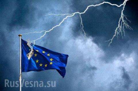 Закат Европы: необратимость катастрофы