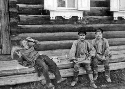 Как русские обходили запрет на алкоголь?