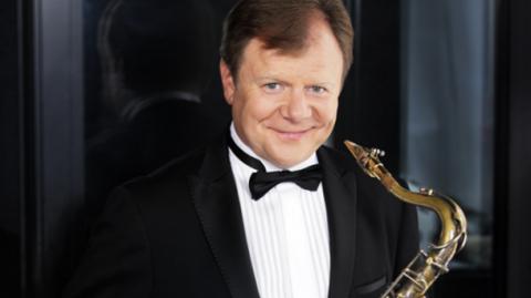 Российский саксофонист попал в «Чистилище Миротворца»