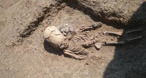 Некрополь под Керчью: «могила инопланетянина» или захоронения сарматов