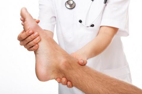 Лечение ахиллобурсита в дома…
